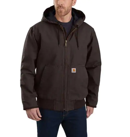 Carhartt Washed Duck Insulated Active Jac