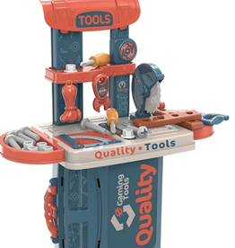 Streamline Builder Workbench Play set in a case 33 pcs