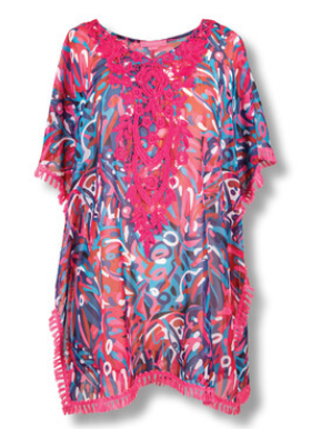 Simply Southern SS Swim suit Cover ups ONE SIZE