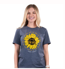 Simply Southern Vintage-Messy T-shirt