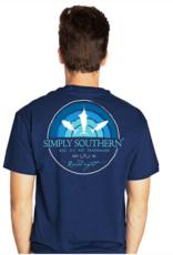 Simply Southern SS Unisex Fishsky