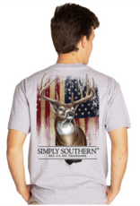 Simply Southern SS Unisex Deer T-Shirt