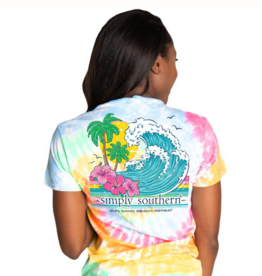Simply Southern SS Repeat Classic T-shirt