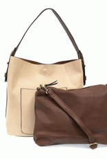 Joy Accessories by Joy Susan Hobo Coffee Handle Handbag
