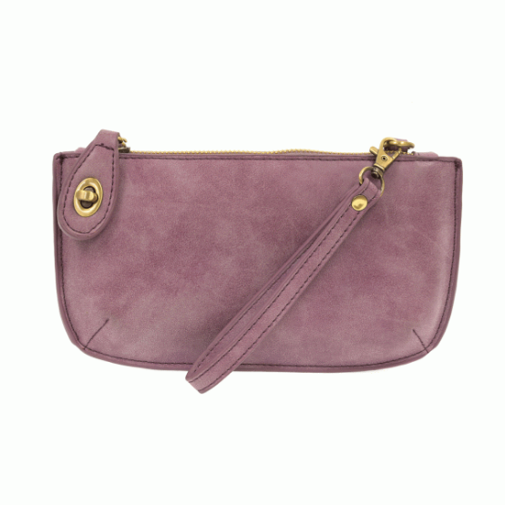 Joy Accessories by Joy Susan Lux Crossbody Wristlet Clutch