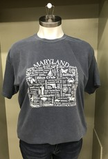 The Buffalo Works Maryland T-Shirt