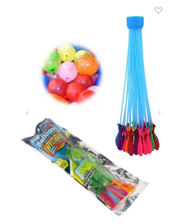 Funteze Accessories Self Sealing Water Balloon Set