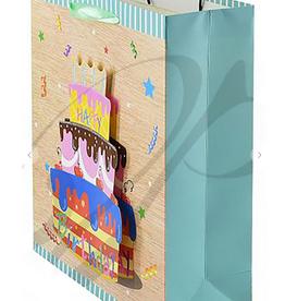 Funteze Accessories Happy Birthday Gift Bag