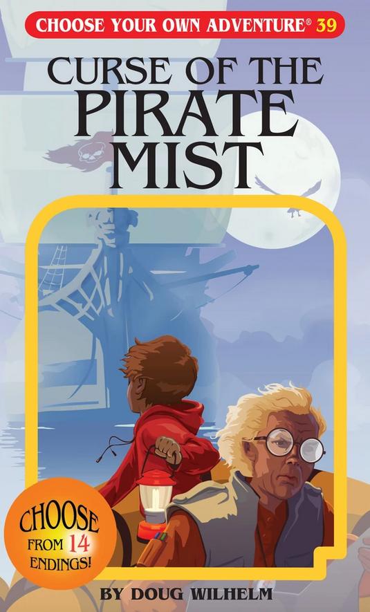 ChooseCo CYOA Curse of the Pirate Mist