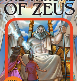 ChooseCo CYOA The Throne of Zeus
