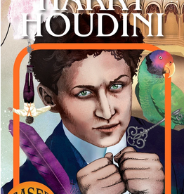 ChooseCo Spies CYOA Harry Houdini