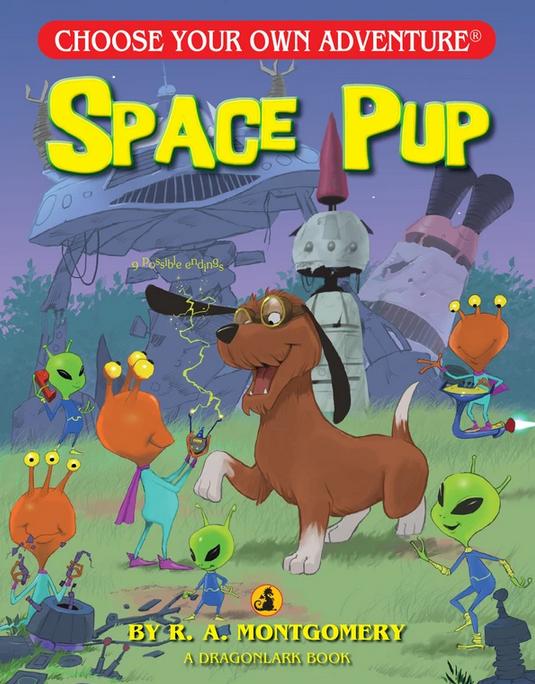 ChooseCo CYOA Space Pup