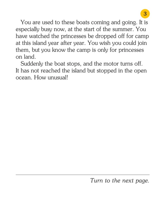ChooseCo Mermaid Island