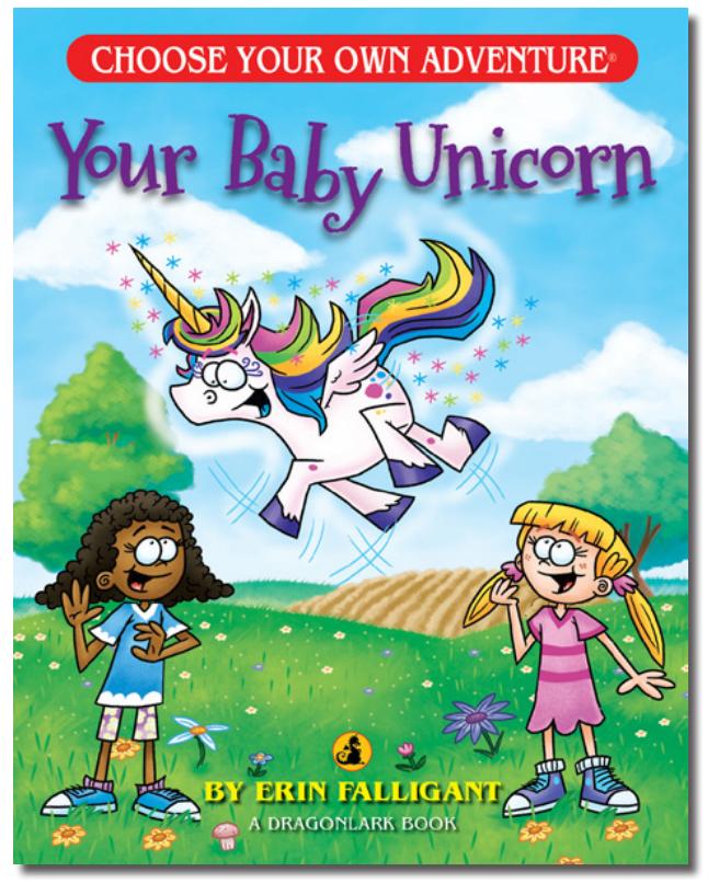 ChooseCo CYOA Your Baby Unicorn