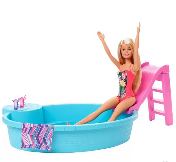 Mattel Barbie Pool Party