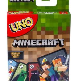 Mattel Minecraft UNO Card Game