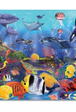 Melissa & Doug Floor Puzzle (48pc)- Underwater