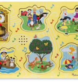 Brackish Life Sing Along Nursery Rhymes Sound Puzzle