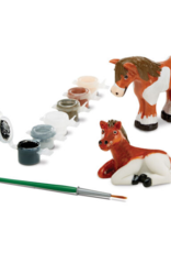 Melissa & Doug Horse Figurines Craft Kit