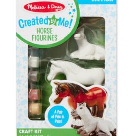 Melissa & Doug Horse Figurines Craft Kit