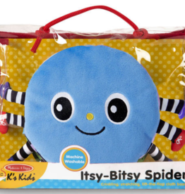 Melissa & Doug The Itsy-Bitsy Spider K's Kids Cloth Book