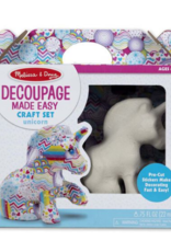 Melissa & Doug Decoupage Made Easy - Unicorn