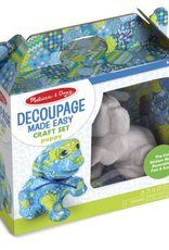 Melissa & Doug Decoupage Made Easy - Puppy