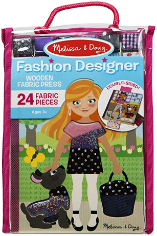 Melissa & Doug Fashion Designer