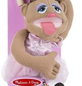 Melissa & Doug Balllerina - Puppet (New Packaging)