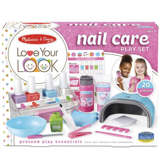Melissa & Doug LOVE YOUR LOOK - Nail Care Play Set