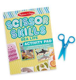 Melissa & Doug Scissors Skills Sea Life