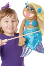 Melissa & Doug Mermaid - Puppet (New Packaging)