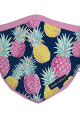 Simply Southern SS Adult Pineapple Multi Face Mask