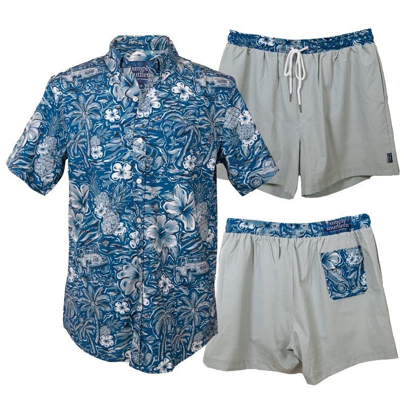 Simply Southern Shirt and Short Set