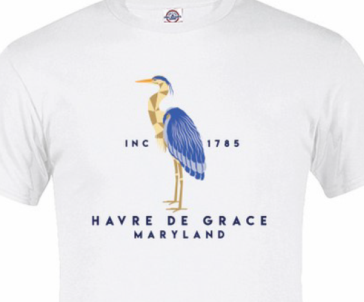 Amusemints Blue Heron HDG Shirt