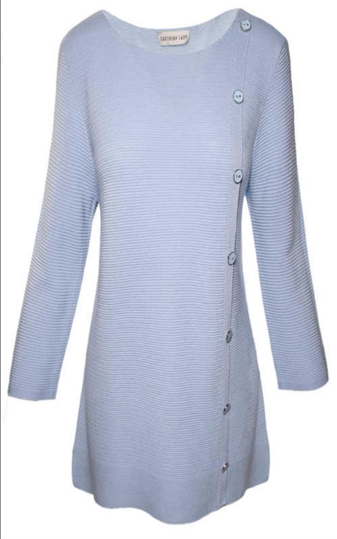 SOUTHERN LADY 3/4 Slv Leora Sweater 1250