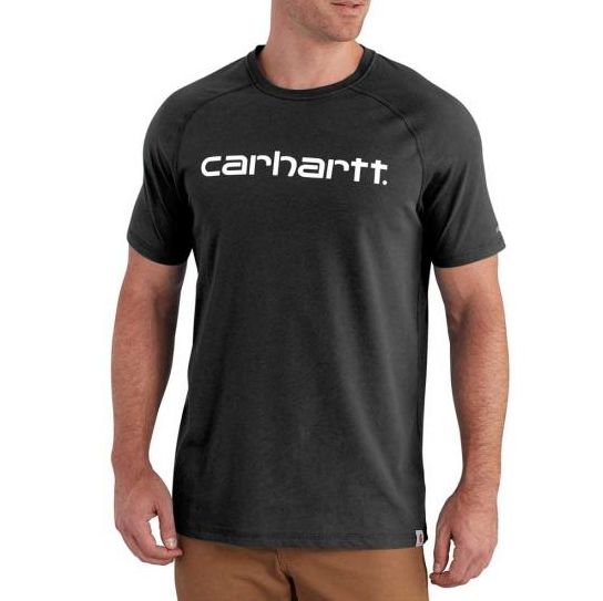 Carhartt 102549 - Force® Delmont Short Sleeve Graphic T-Shirt