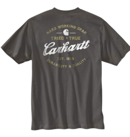 Carhartt Heavyweight Tried and True Graphic Short Sleeve T-Shirt