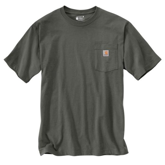Carhartt 104612 - Heavyweight Tried and True Graphic Short Sleeve T-Shirt
