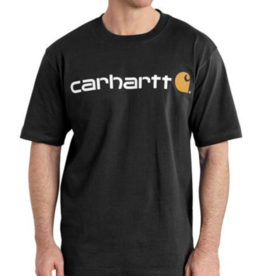 Carhartt Loose Fit Short Sleeve Logo T-Shirt