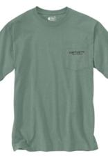 Carhartt 104613 - Heavyweight Anvil Graphic Short Sleeve T-Shirt