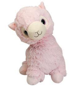Warmies Pink Llama Warmies