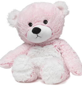 Warmies Pink Marshmallow Bear Warmies