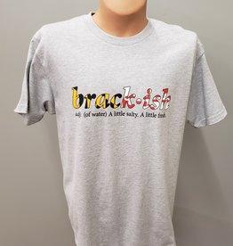 Brackish Life Hammer 100% Cotton SS T-Shirt