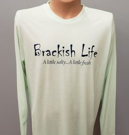 Brackish Life PC196 Long Sleeve Soft-Tek UV Shirt