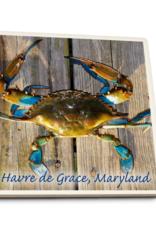 Havre De Grace Maryland Ceramic Coaster