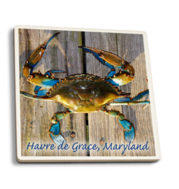 Havre De Grace Maryland Ceramic Coaster