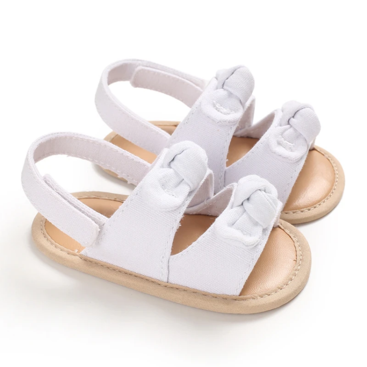 Riolio Soft Velcro Design Sandals for Baby Girl