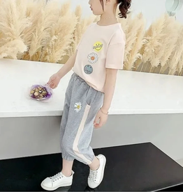 Riolio 2-piece T-shirt & Pants for Girl