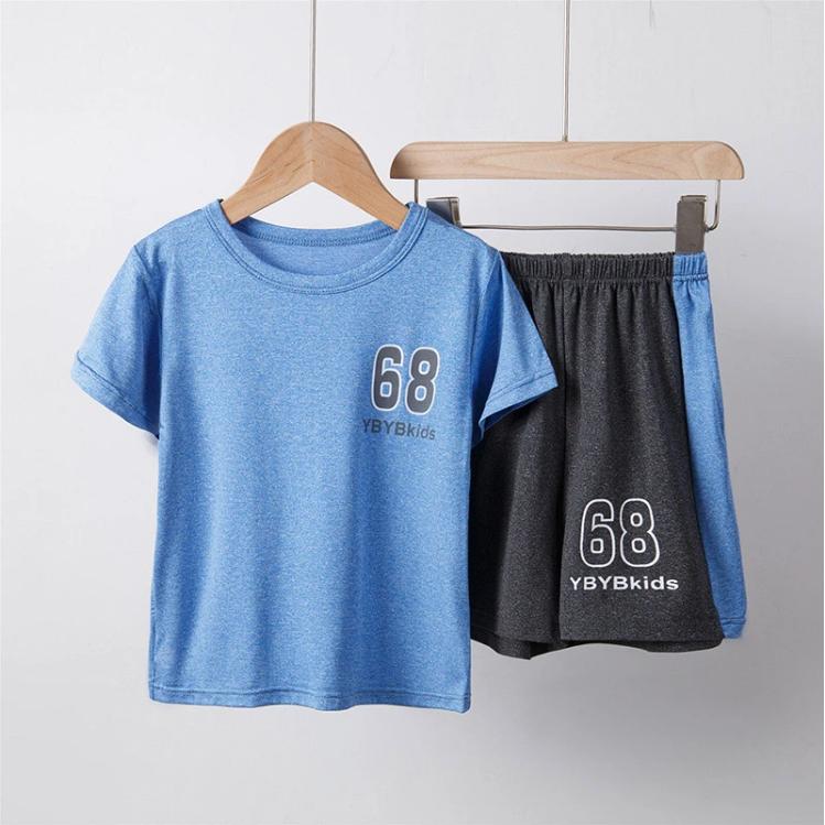 Riolio Boy 2pcs Sports T-shirt & Shorts